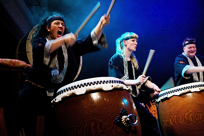 Mugenkyo Taiko Drummers : photo : None