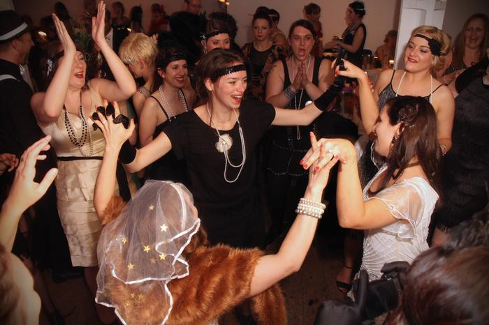 4. Gatsby party