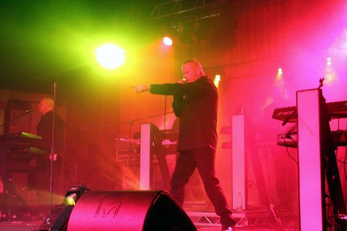Electro 80s : photo : 02 Academy Sheffield
