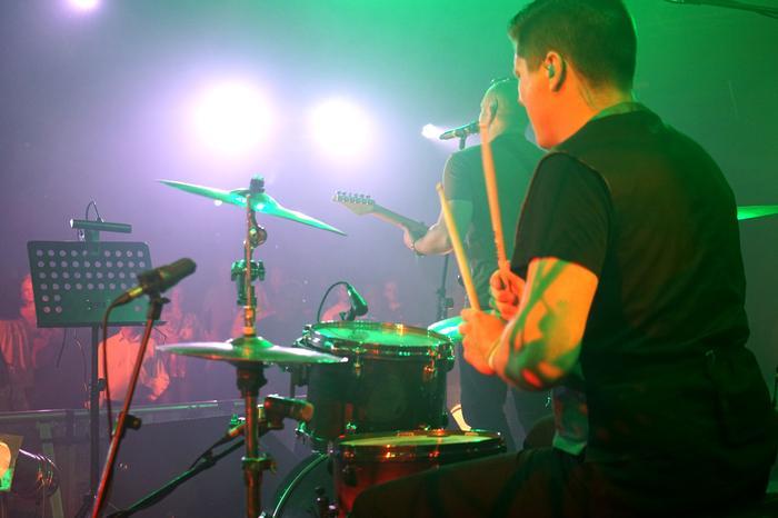 3. Ash (drums)