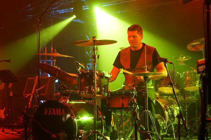 5. Ash (drums)