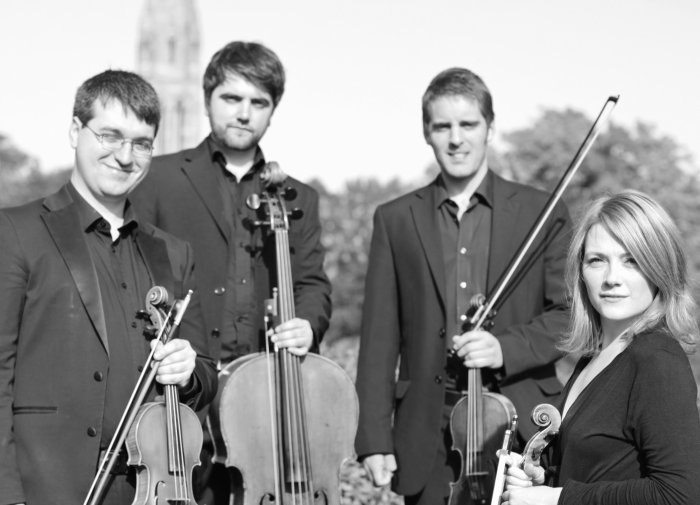 1. Erskine Quartet