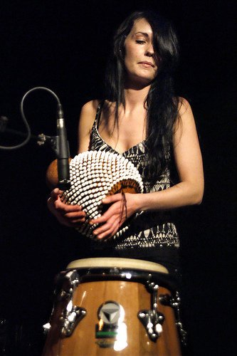 3. Rach - Percussionist
