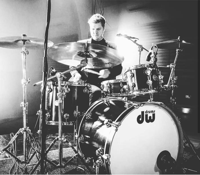 1. Our Drummer Huw