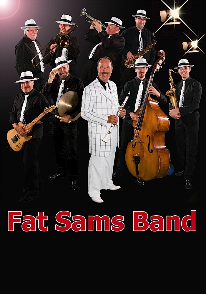 Fat Sam's Swing Band : photo : None