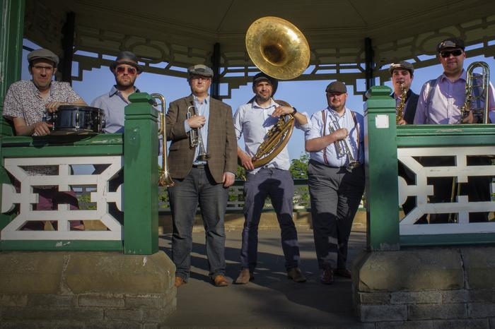 Flat Cap Brass : main Freak Music profile photo