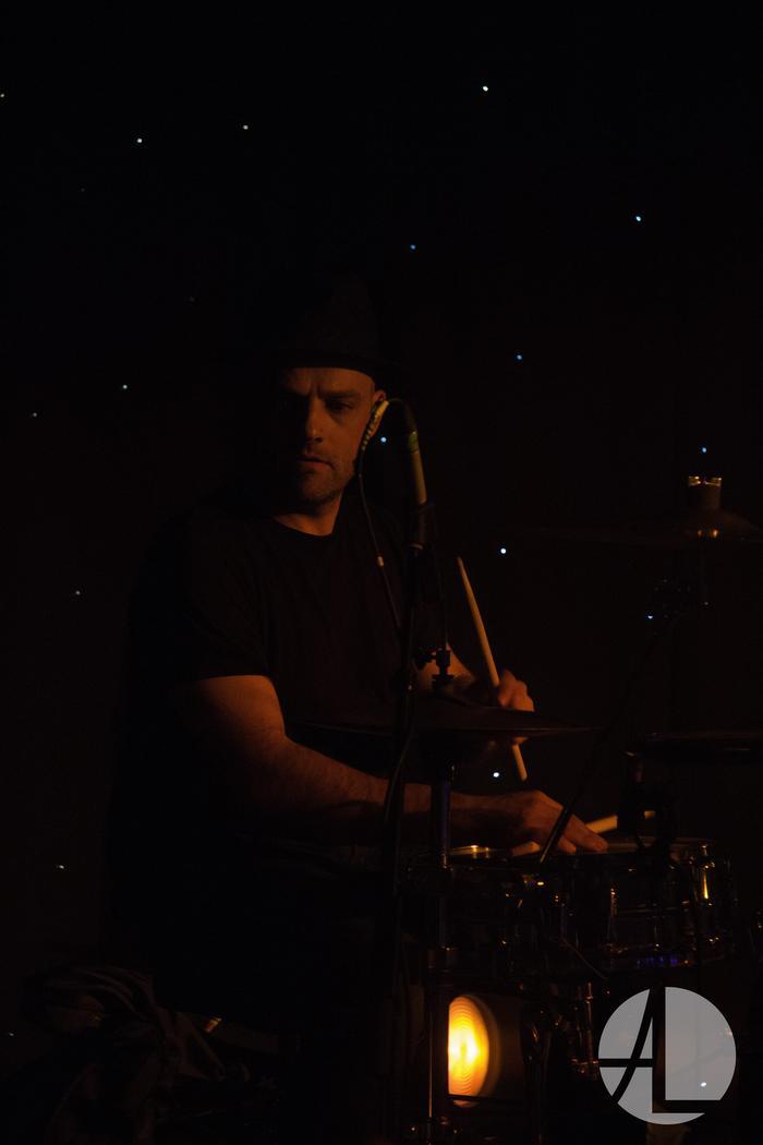 21. Ale Tibaldi - Drums