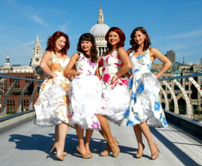 Four Femmes On The Thames : main Freak Music profile photo