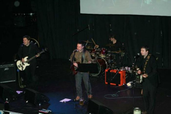 2. Us in action at a Beirfest