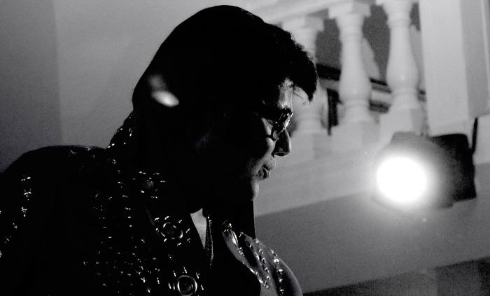 5. Gary Graceland A tribute to the king