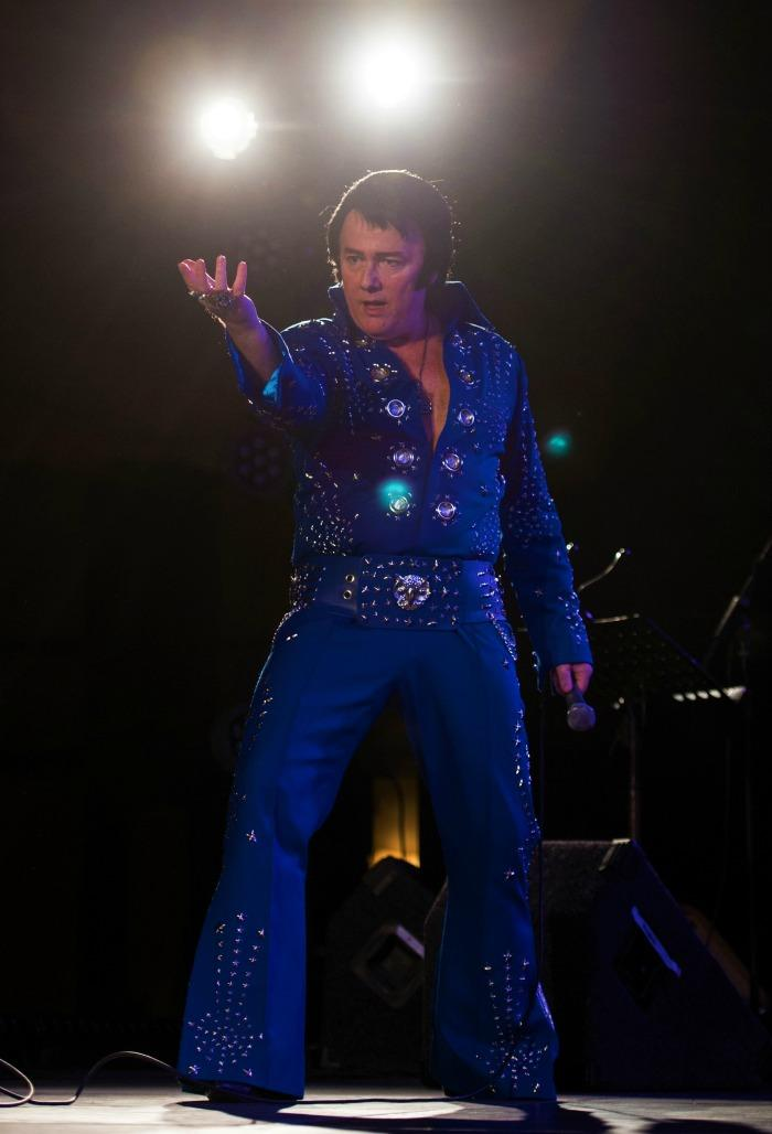 Elvis Tribute Gary Graceland : main Freak Music profile photo