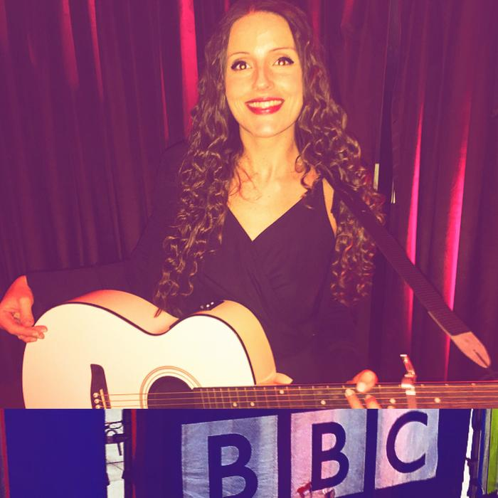 6. Gem OReilly performing at the BBC