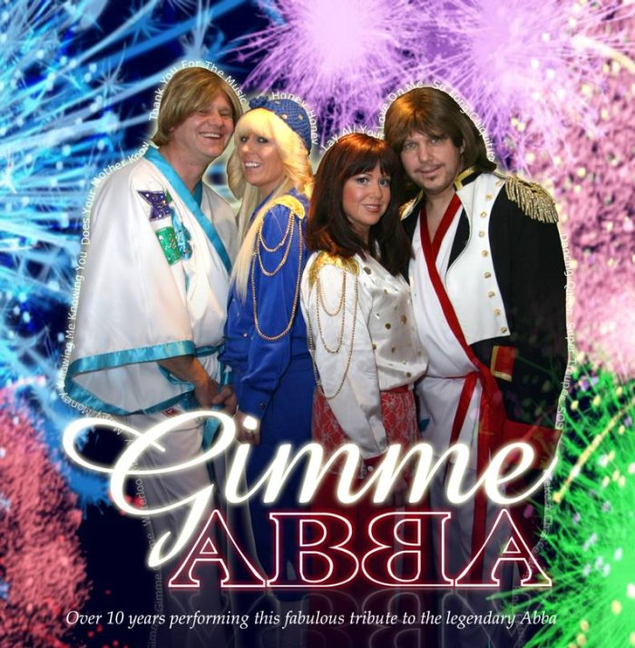 Gimme Abba Tribute Show : main Freak Music profile photo