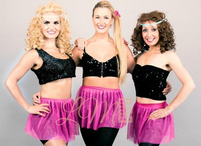 Girls ❤️ the 80s : main Freak Music profile photo