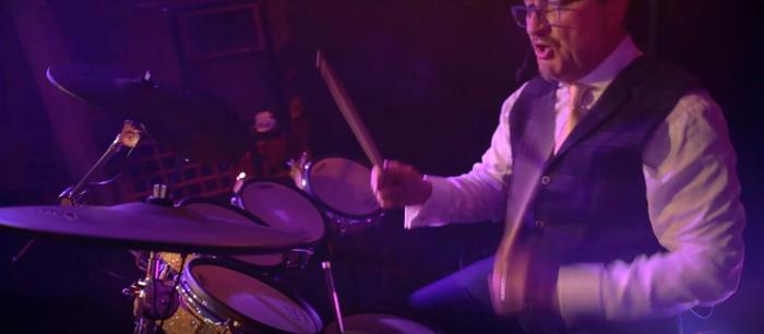 3. Gold Band - Bob - Drums & Vocals