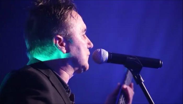 1. Brian singing