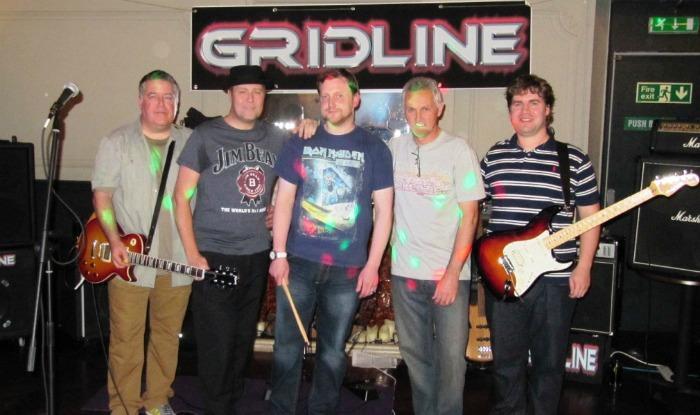 4. Gridline - wedding gig