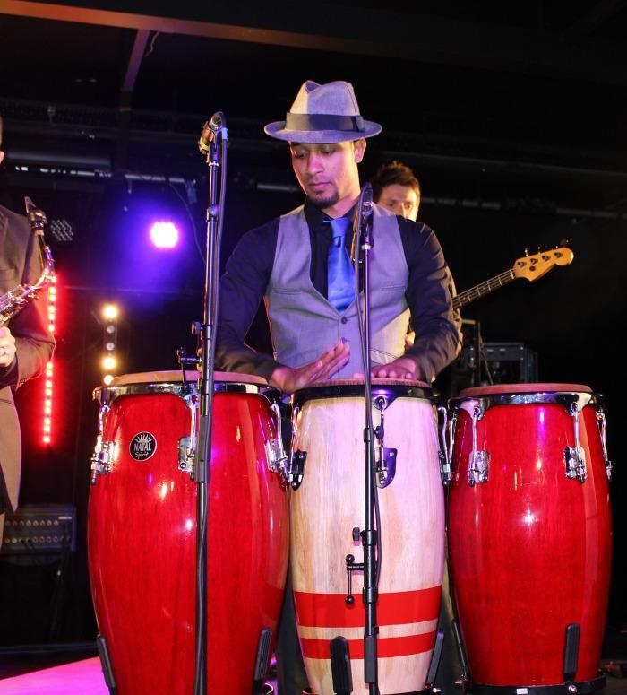 5. Percussionist Dave