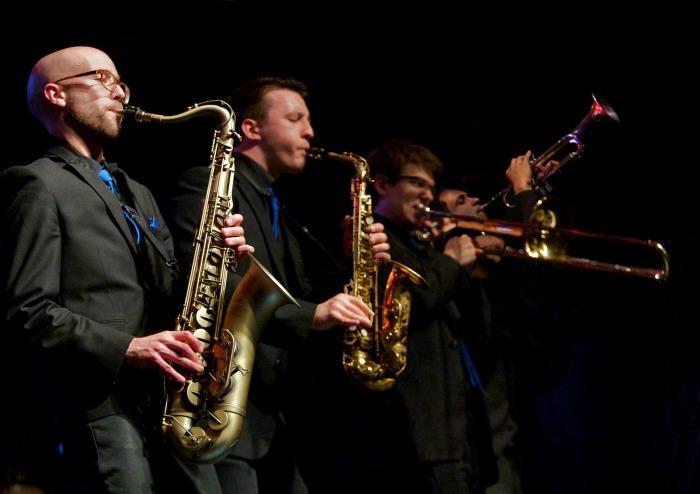 10. Brass boys