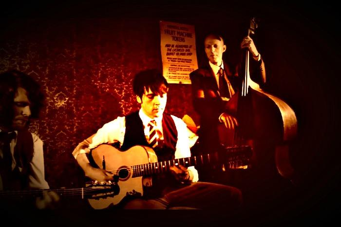 Gypsies of Bohemia : main Freak Music profile photo