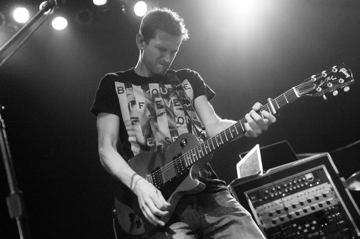 3. Scott on Guitar