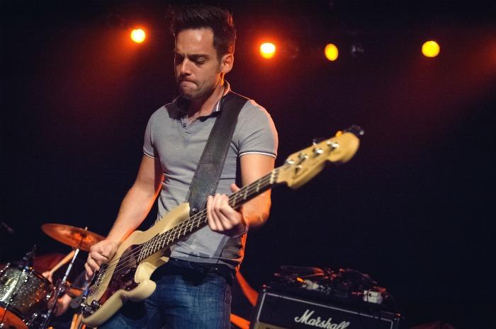 6. Dan on Bass!