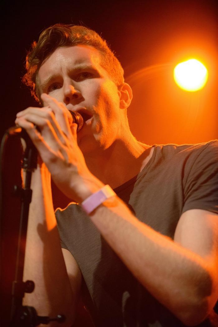 8. Sam Singing!