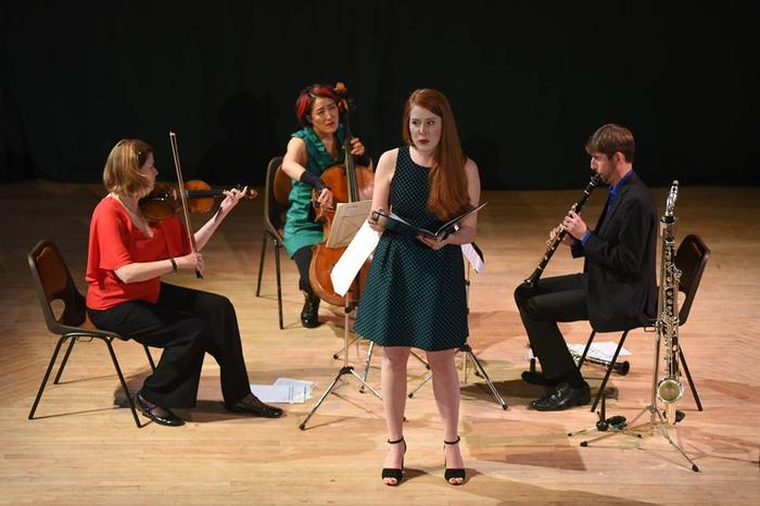 6. Performing with a trio from the Scottish Chamber Orchestra