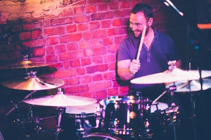 2. Drummer Dave