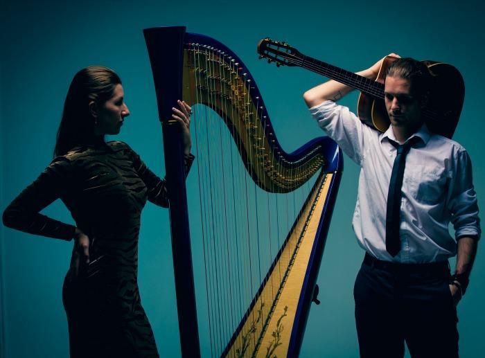 4. Harp Bazaar duo