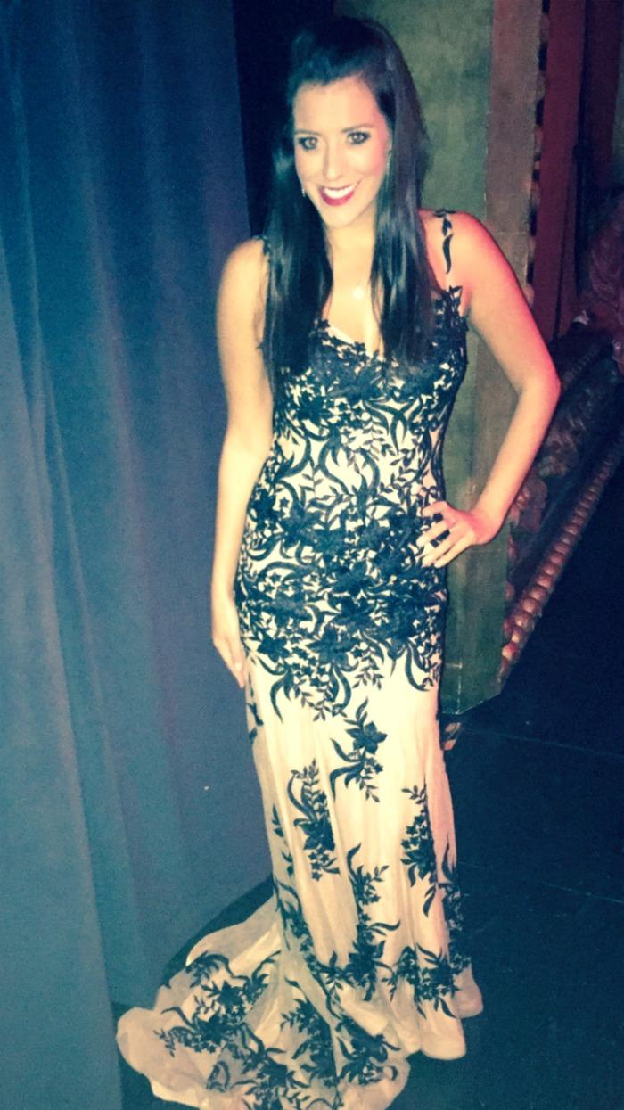 7. Stage dress 2