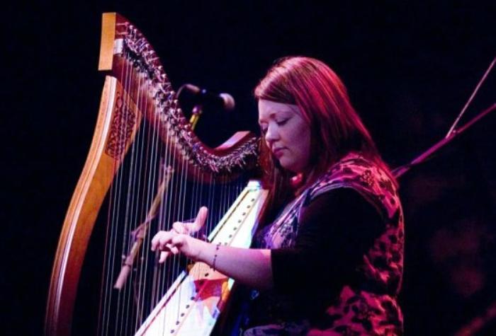 Heather Downie : main Freak Music profile photo