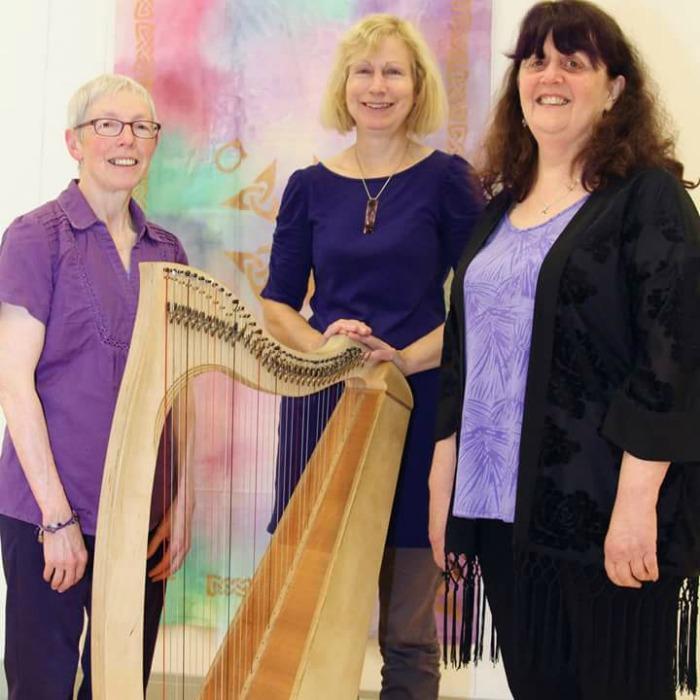 18. Caim & Pauline Vallance trio