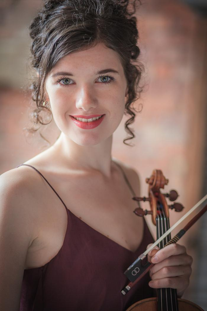 1. Heather MacLeod~ Violinist