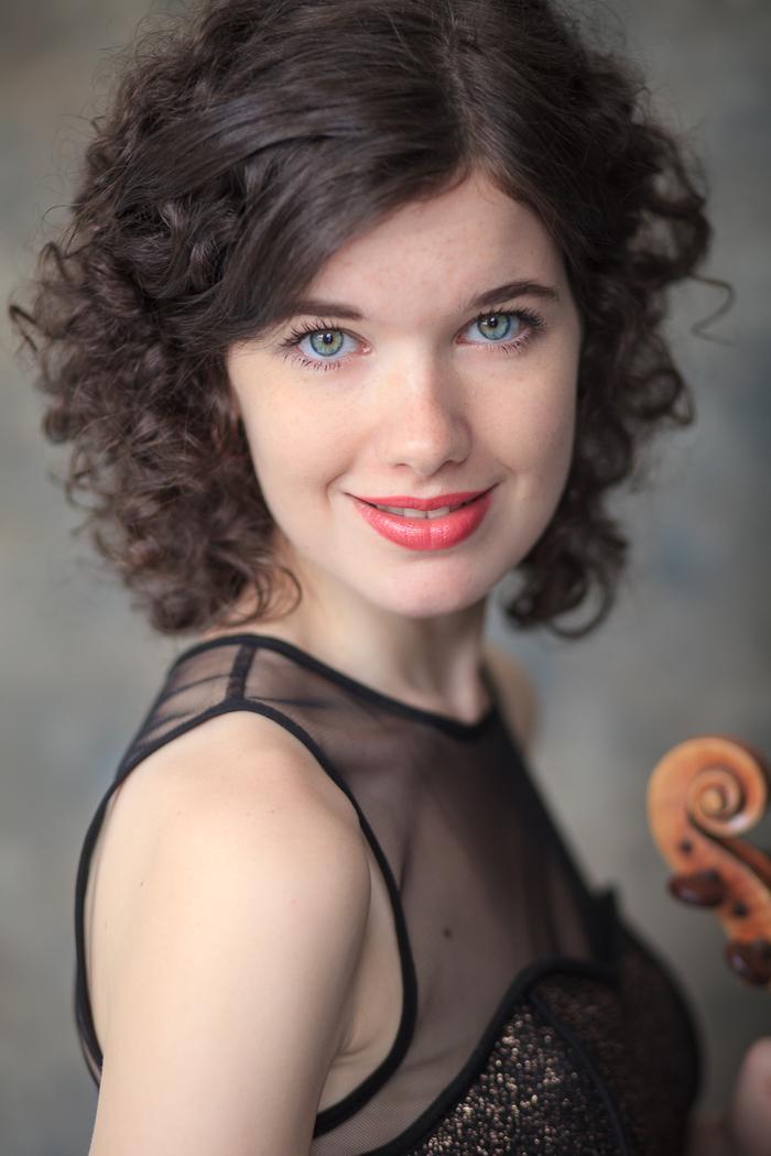 2. Heather MacLeod~ Violinist