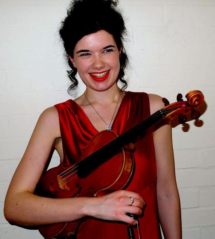 3. Heather MacLeod~ Violinist