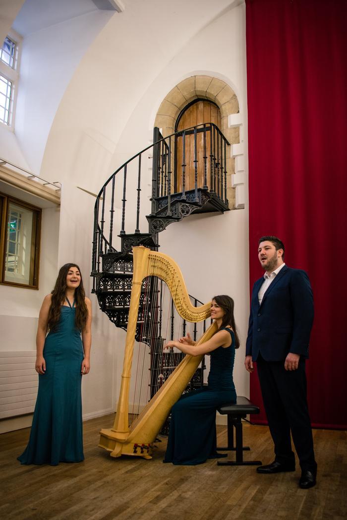 2. Hiraeth Ensemble
