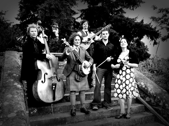 The Homecoming String Band : photo : None