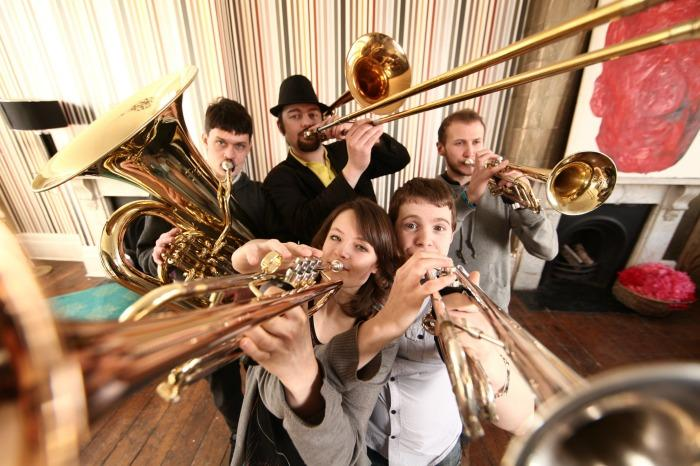 Hosen Brass Band : main Freak Music profile photo