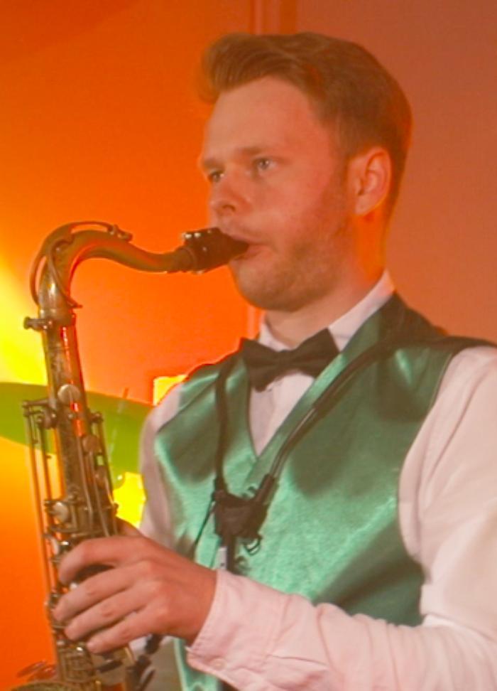 11. Saxophone