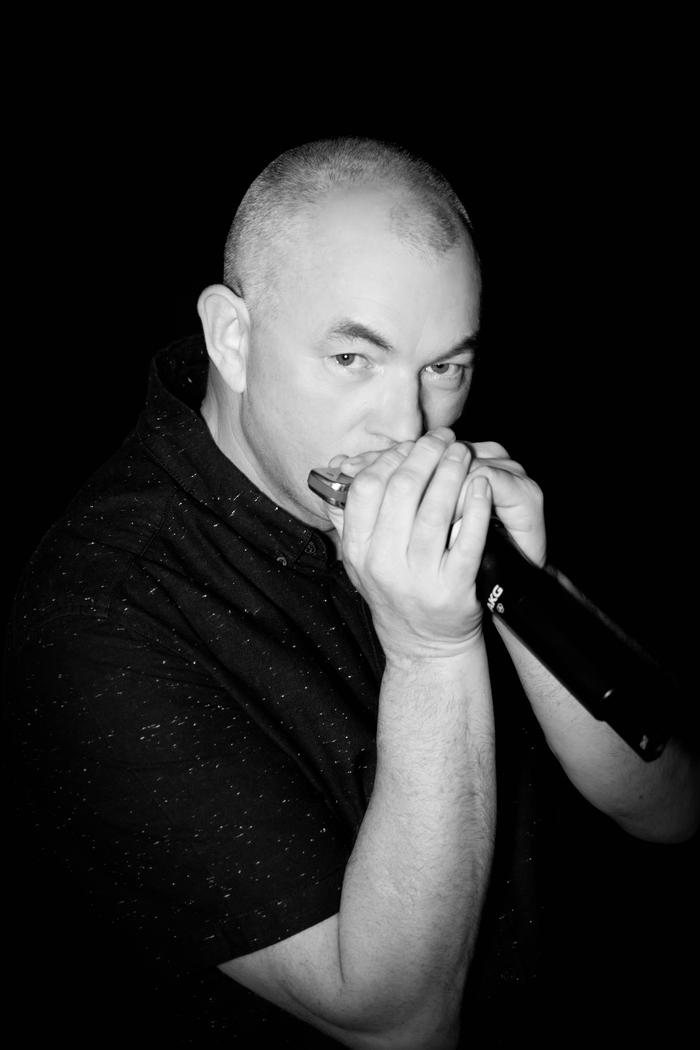 1. Ian Boyle  Vocalist and National Harmonica league Blues and Rock harmonica player of the year