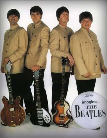 Imagine...The Beatles Tribute : main Freak Music profile photo