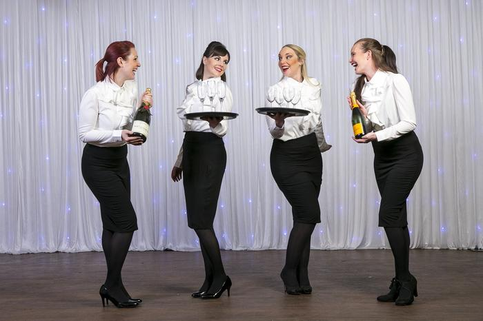 4. The Singing Waiters!