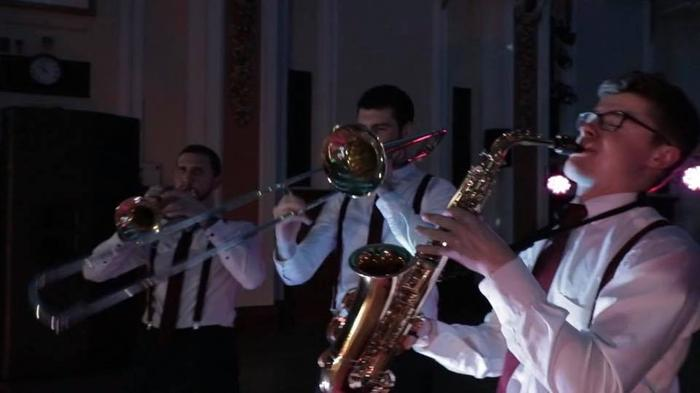 8. Brass Section