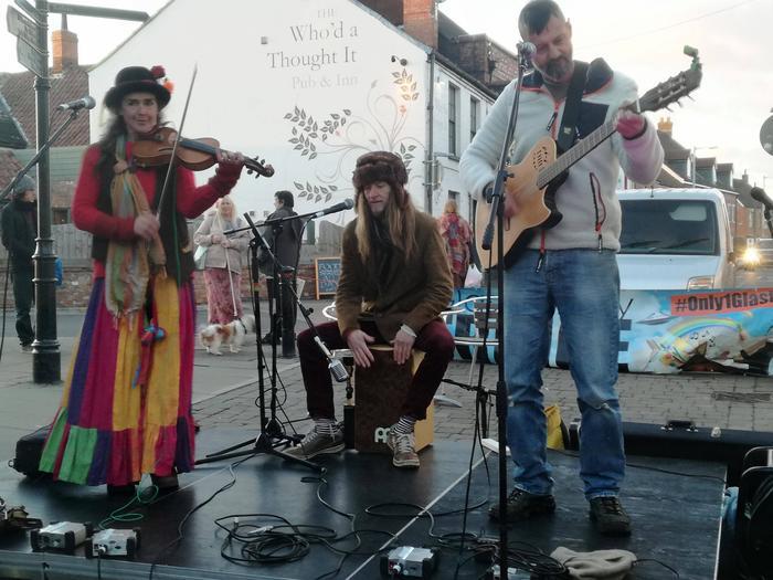 1. Glastonbury Festival- Winter Edition