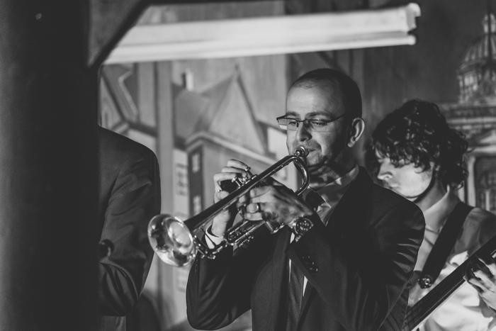 6. James - Trumpet
