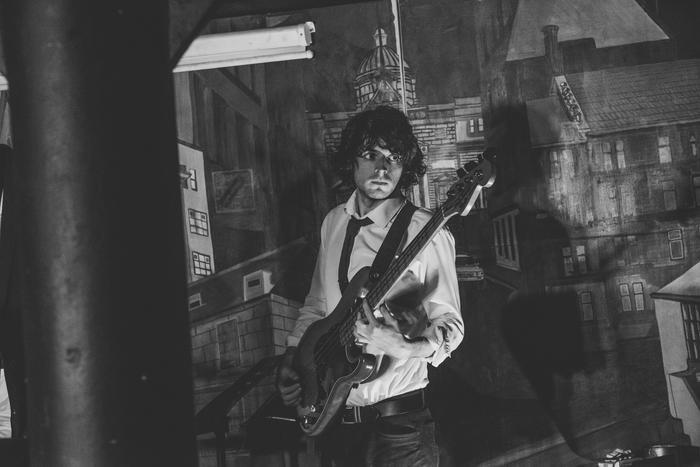 4. Giancarlo - Bass Guitar