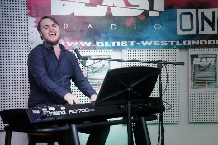 3. Singing Pianist