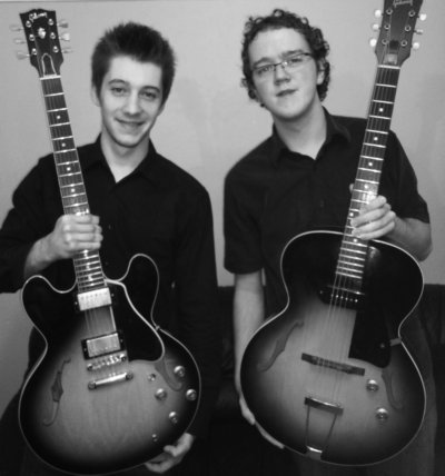 All of Me Jazz Duo : main Freak Music profile photo