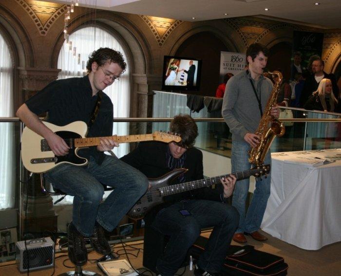 1. Sax Trio